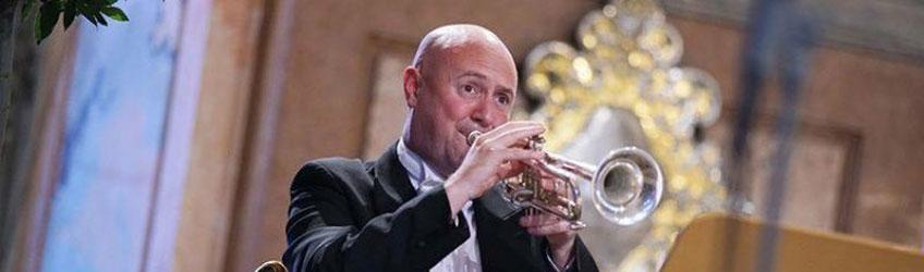 Image of Niall Keatley trumpet player